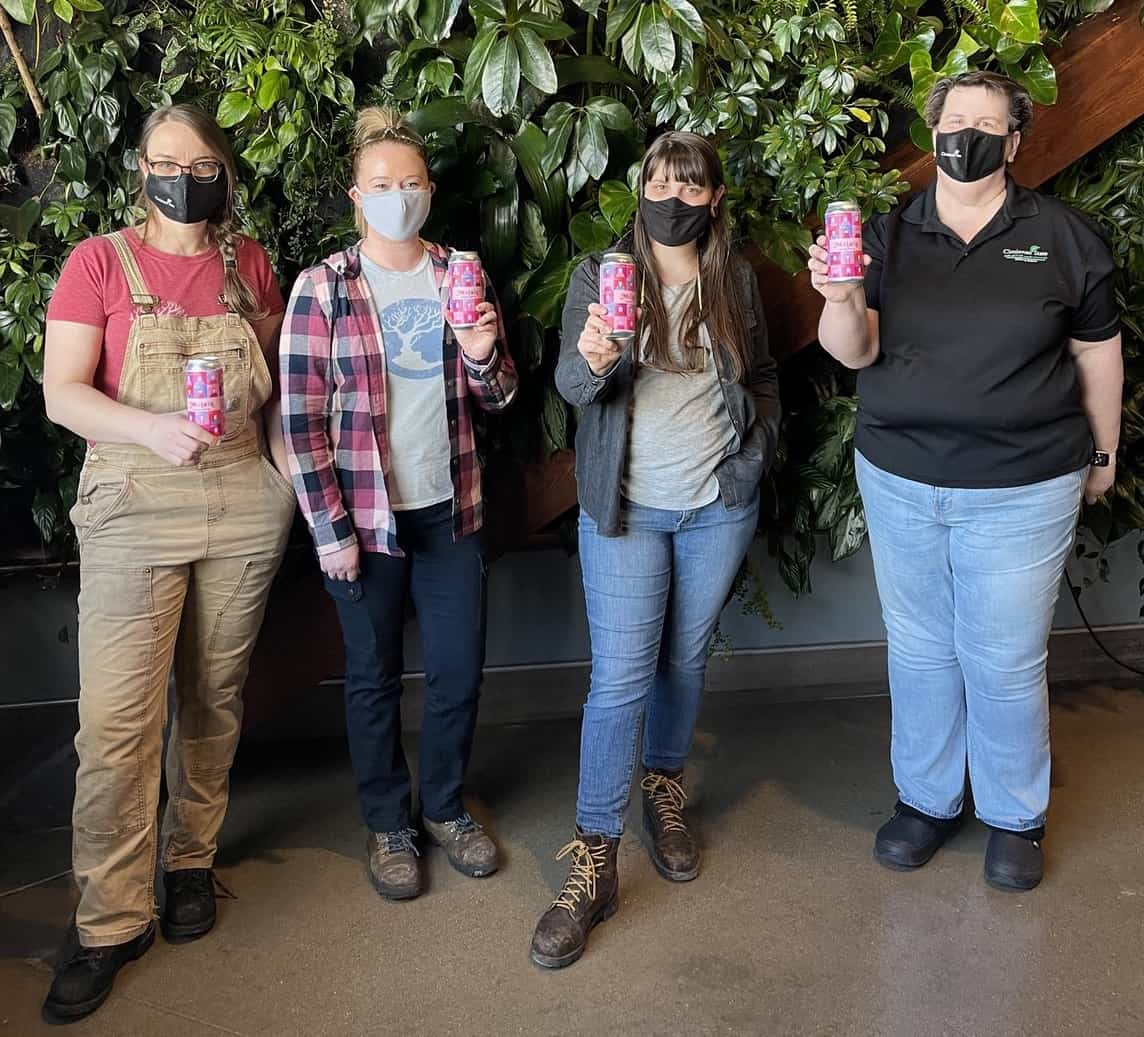 Brewers celebrate International Womens Day